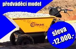 Mini Dumper Lumag MD500E